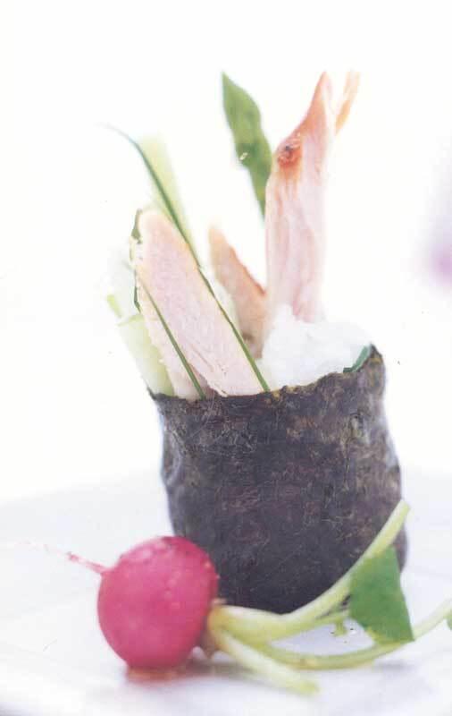 sushi jasminris