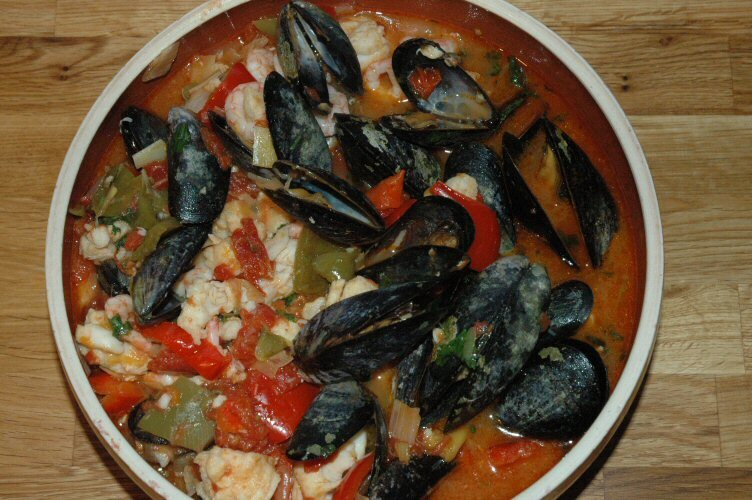 portugisisk fiskgryta
