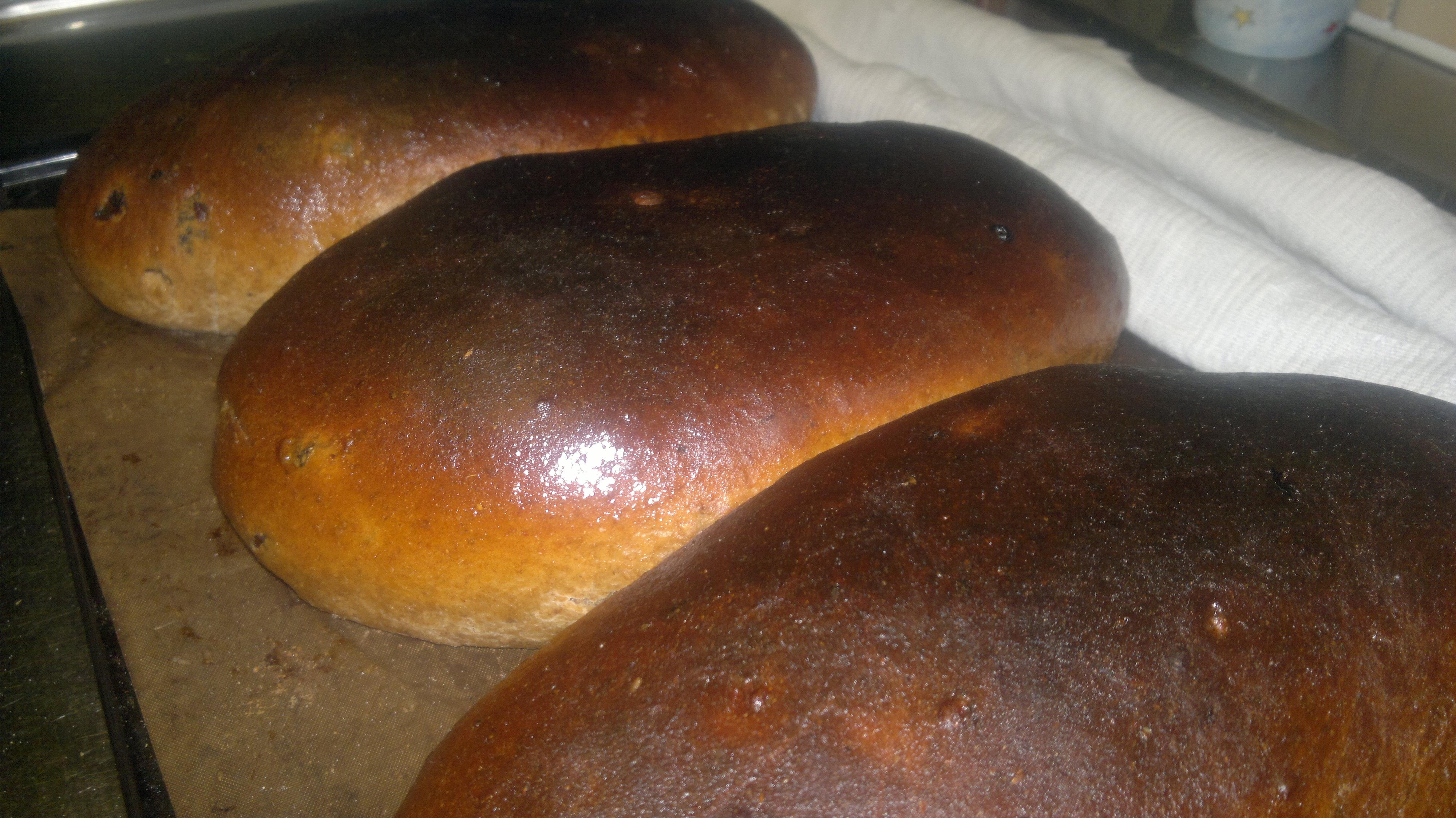 vörtbröd i långpanna