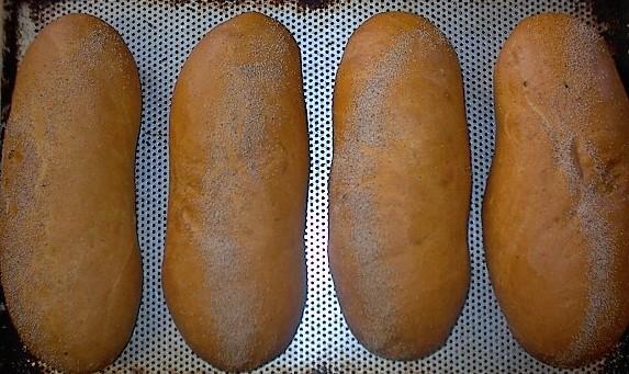 franskbröd utan jäst