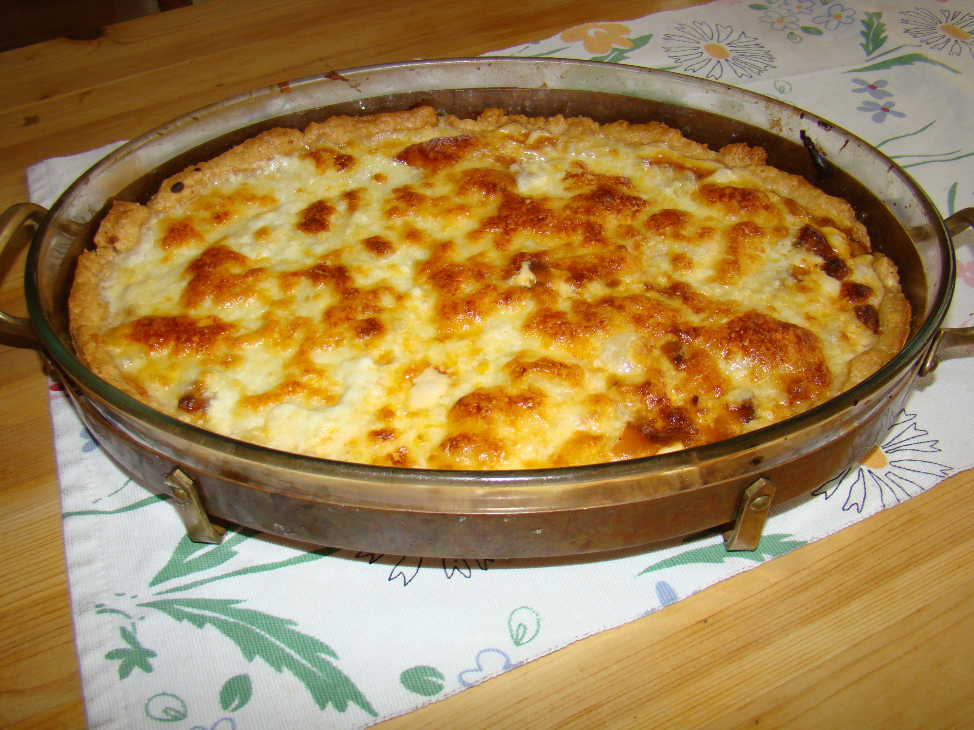 kycklingfilé i ugn med mozzarella