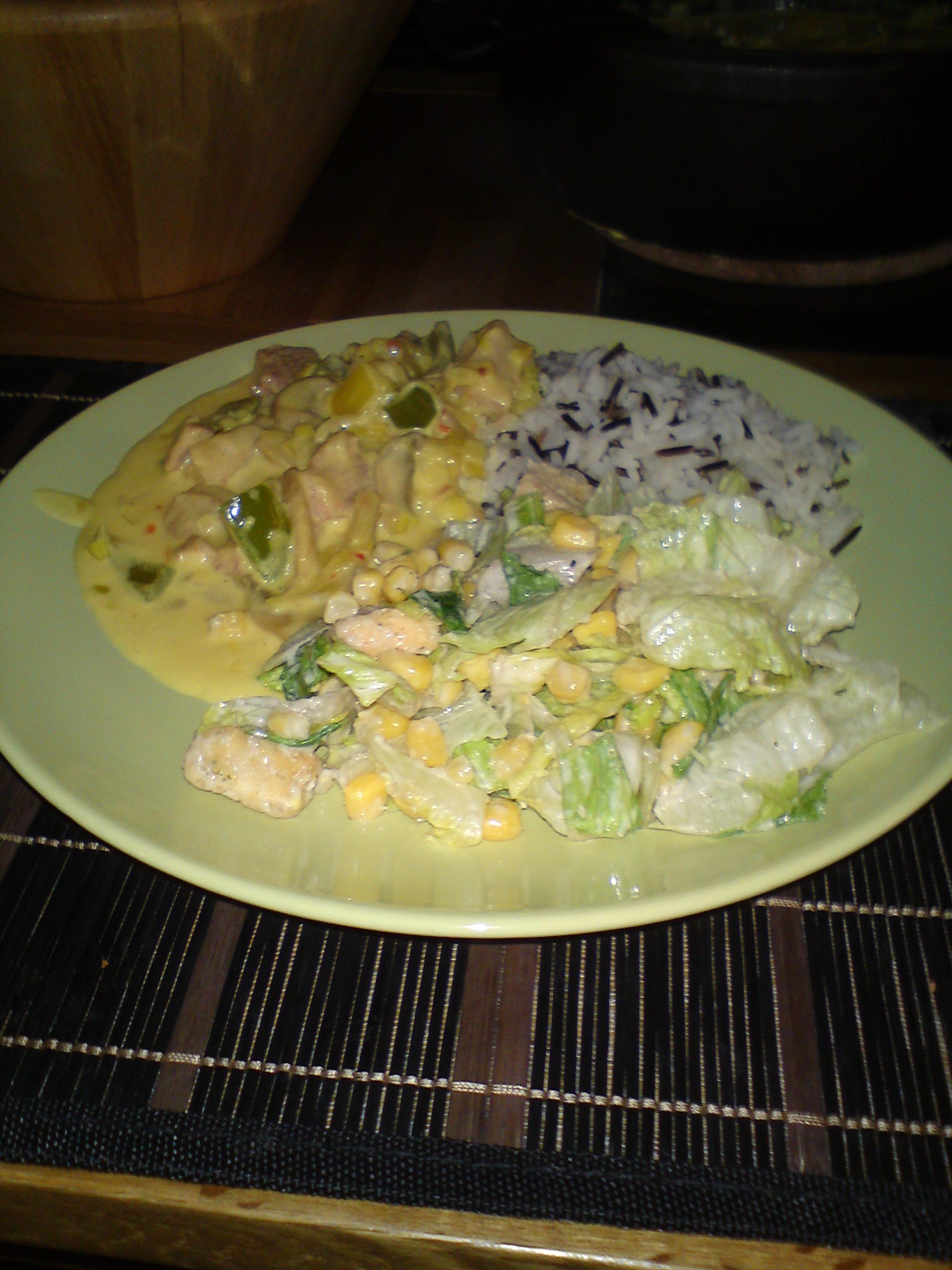 gul curry thai gryta