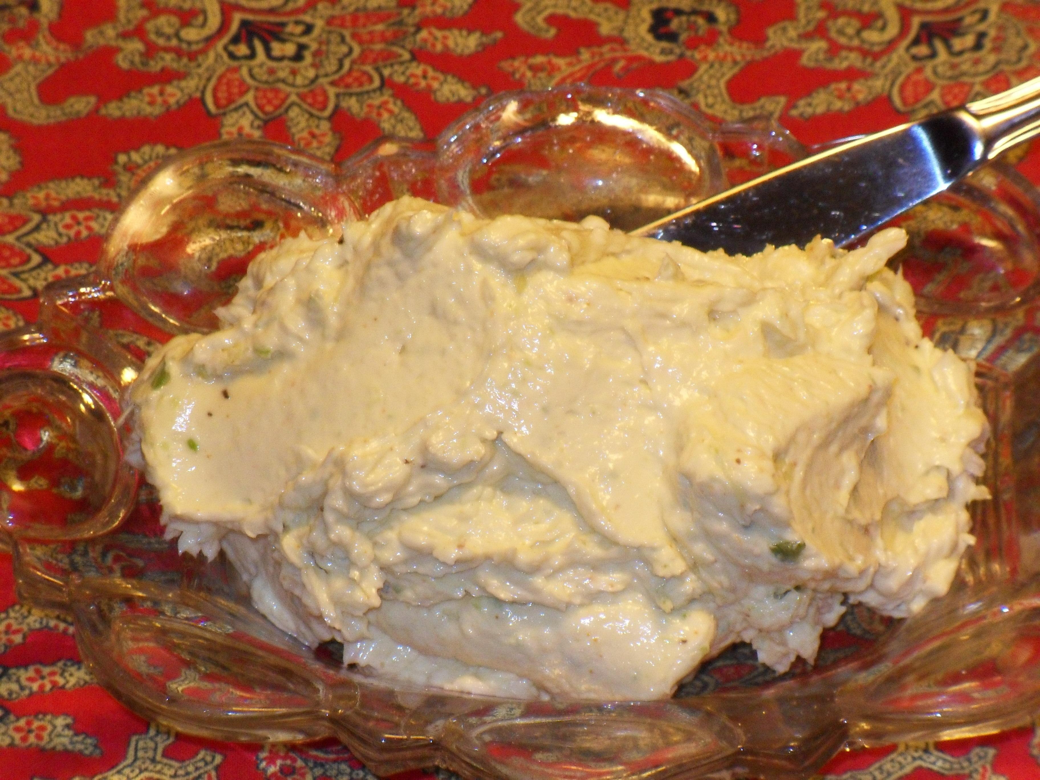 kryddsmör till bakpotatis