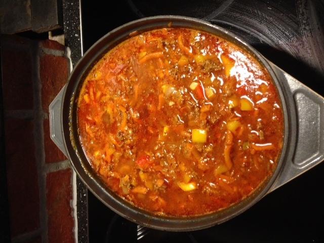 gulaschsoppa utan potatis
