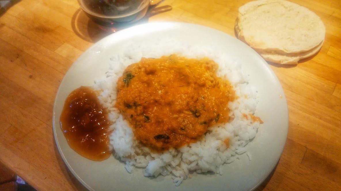 biryani indisk med kyckling