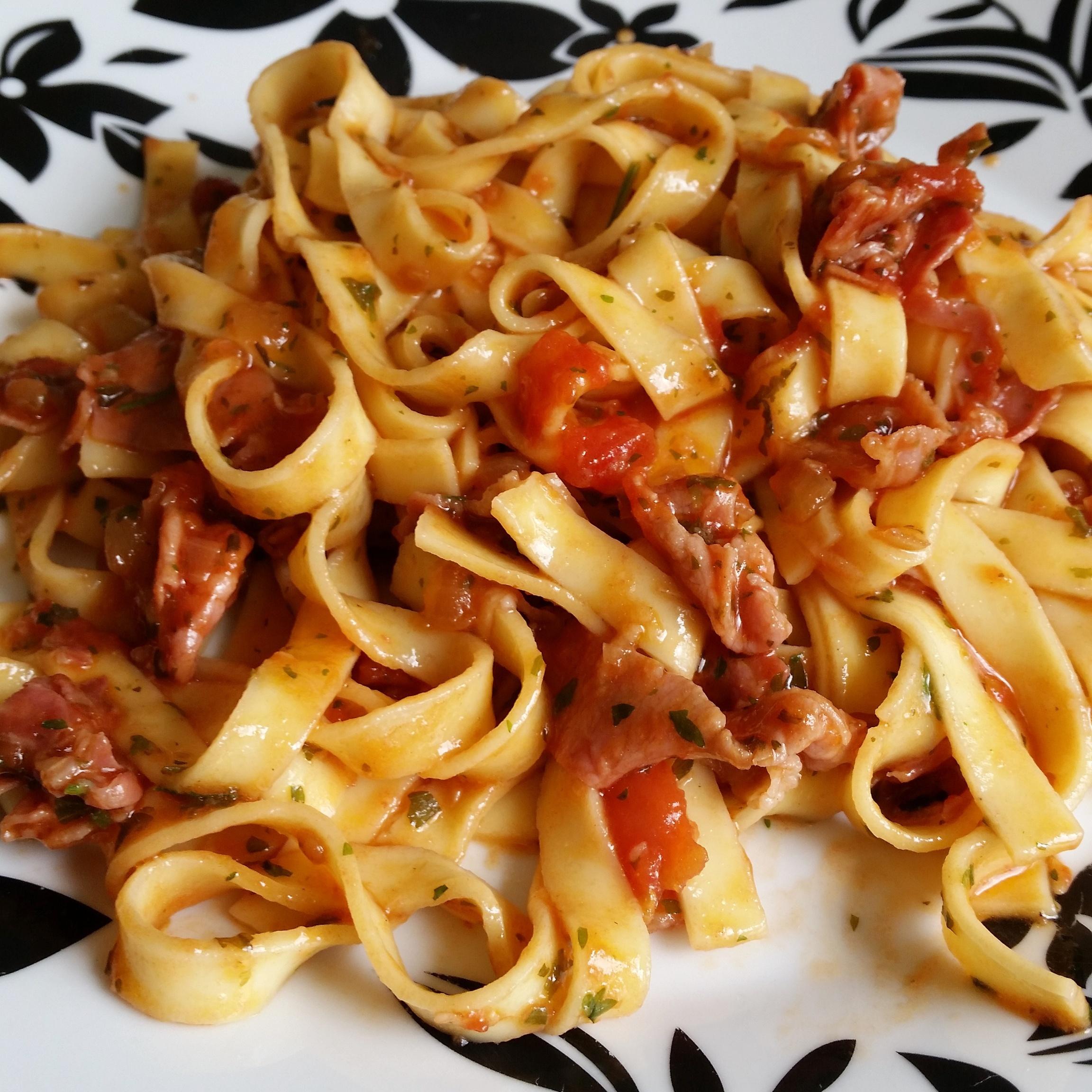 gluten och laktosfri pasta