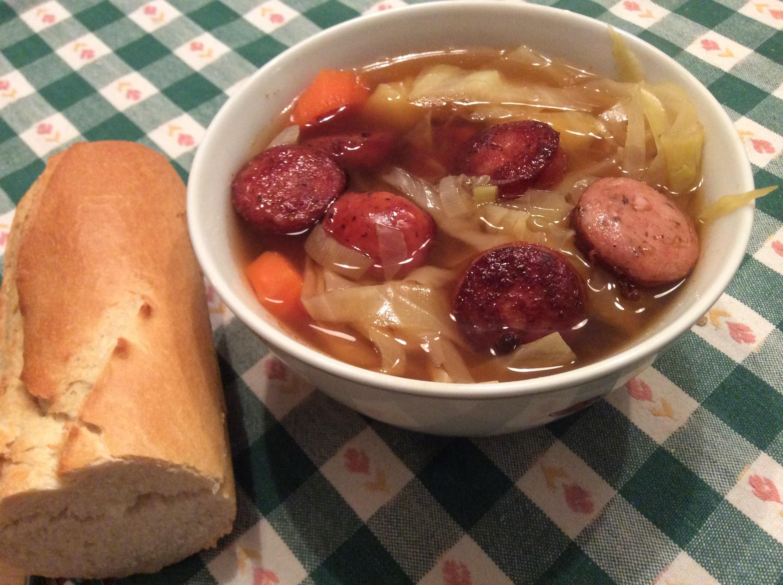 svärmors soppa