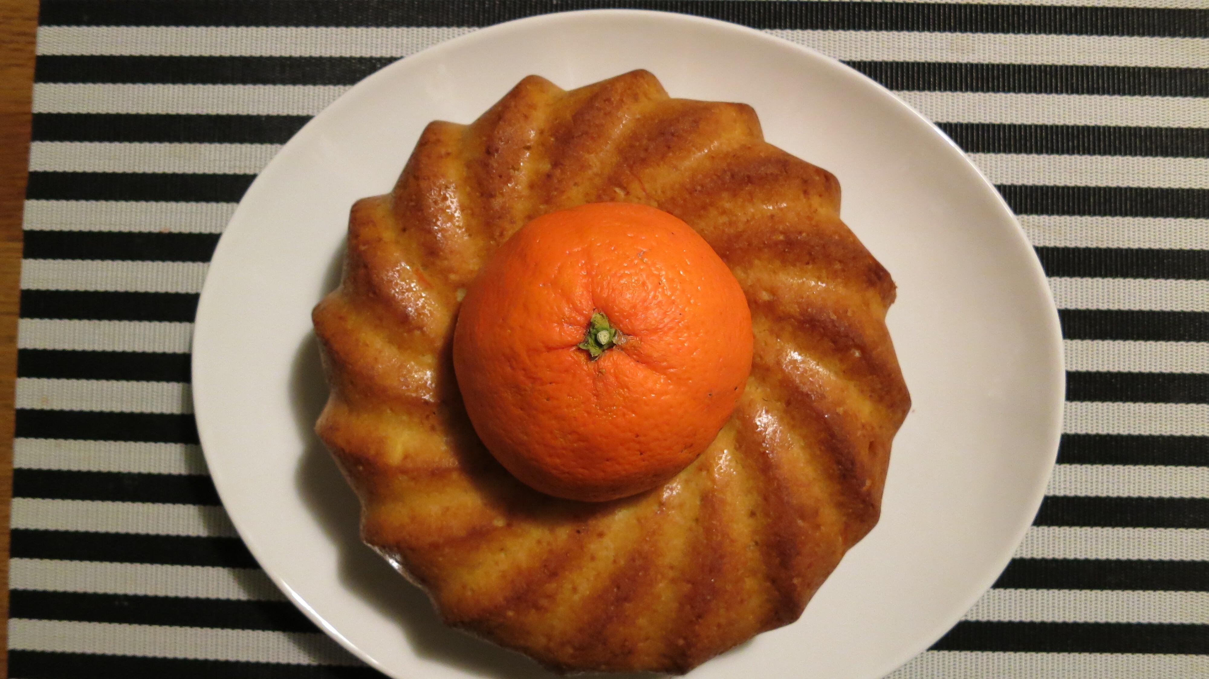mjuk apelsinkaka
