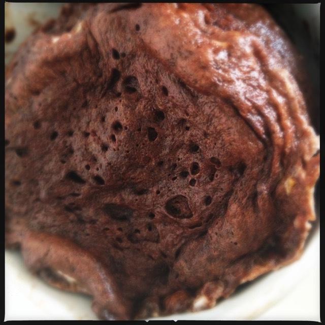snabb muffins i kopp