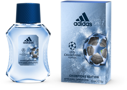 Adidas UEFA CL Champions Edition After Shave 50ml thumbnail