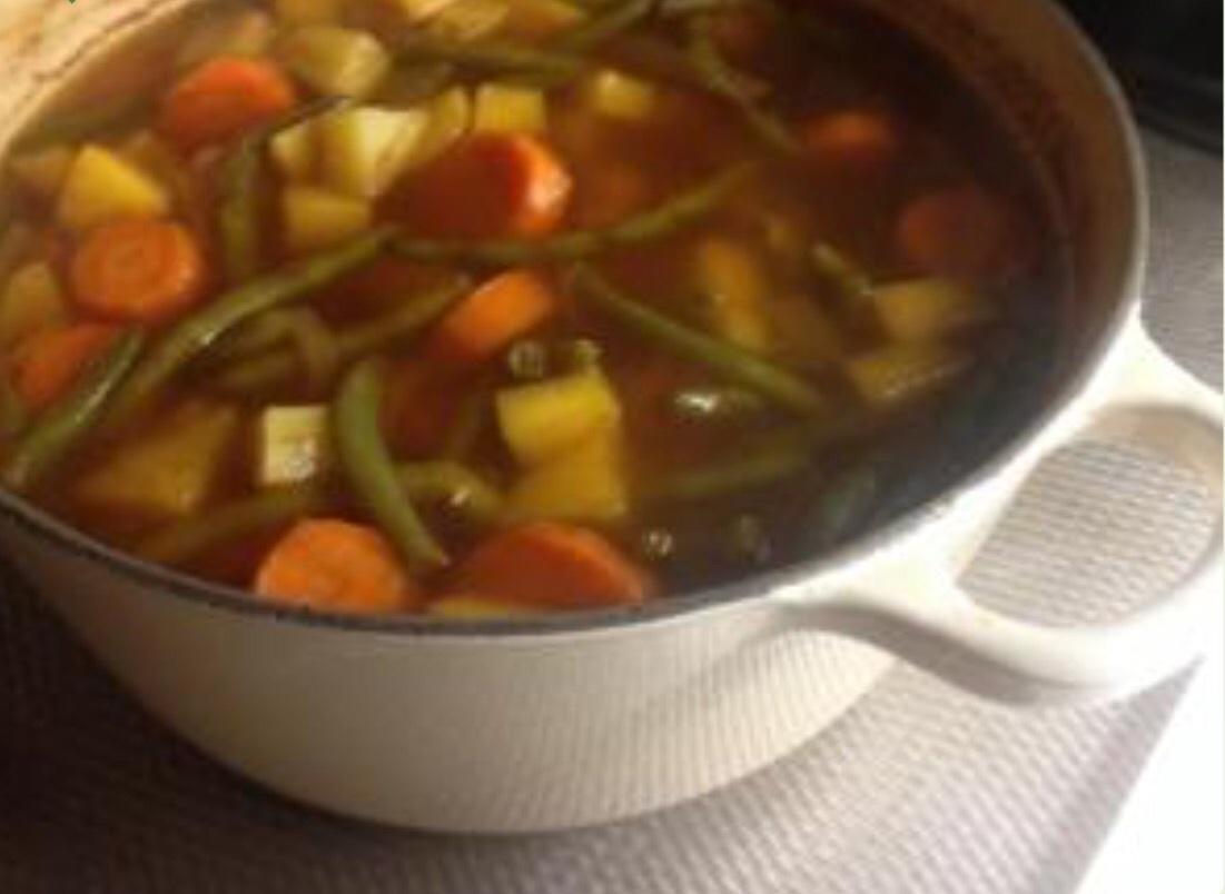 redd grönsakssoppa