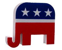 USA Elefant Antennboll