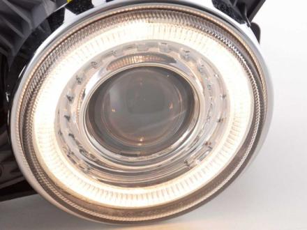 Bosch Extraljus Big Knick Rallye 225 Vit Bred/Lång Ljusbild
