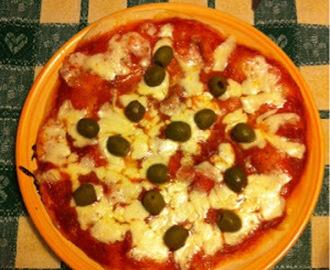 Ricette di planetaria kitchenaid mytaste for Pizza con planetaria
