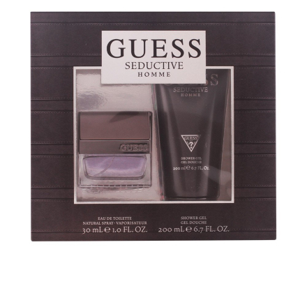 Guess Seductive Men Bundle Pack 2pcs. Eau De Toilette Vaporizer 30