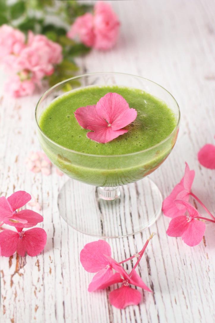 Grön skön juice