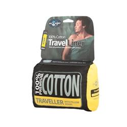 Sea to Summit Travel Liner, Cotton