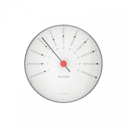Arne Jacobsen Bankers Väderstation Termometer
