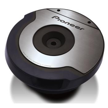 ;Pioneer Kompakt förstärkt subwoofer