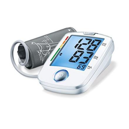 Blodtrycksmätare för Armen Beurer BM 44 Vit