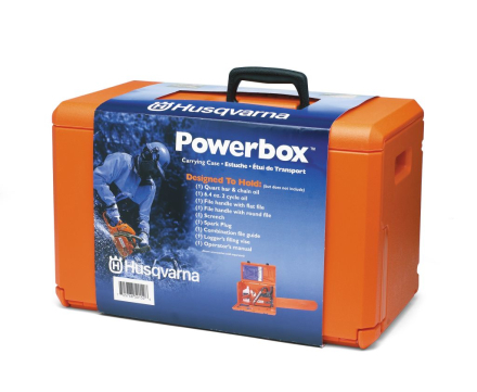 Powerbox - Förvaringslåda motorsåg
