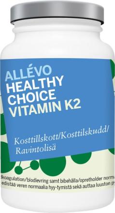 Allévo Vitamin K2, 60 kapslar