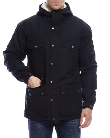 Greenland Winter jacket dark navy