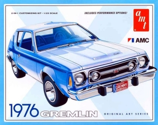 AMT 1976 AMC Gremlin X