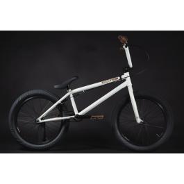 """BMX/BMX Cyklar BMX MELLANDAGSREA """"Flybikes 2016, Electron Bike 20,2"""""""" Vit (Dirty White)"""""""