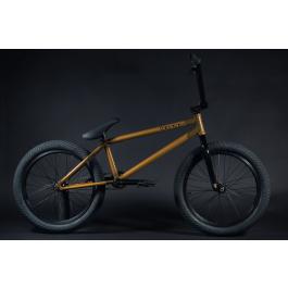 "BMX/BMX Cyklar BMX MELLANDAGSREA ""Flybikes 2016, Orion bike 21"""" , Gloss Trans Brown"""