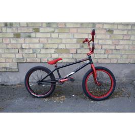 """BMX/BMX Cyklar BMX MELLANDAGSREA """"BMX, RED DEVIL, RITE EDITION #63"""""""