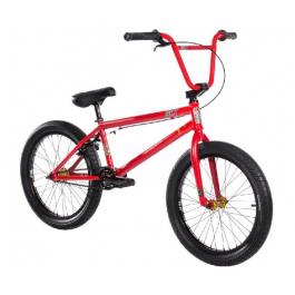 "Root Catalog/Default Category BMX/BMX Cyklar BMX BMX/SLAYER ""SUBROSA X SLAYER 21"""" BMX COMPLETE BIKE RED"""