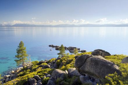 Archipelago Dreams Fototapeter & Tapeter 100 x 100 cm