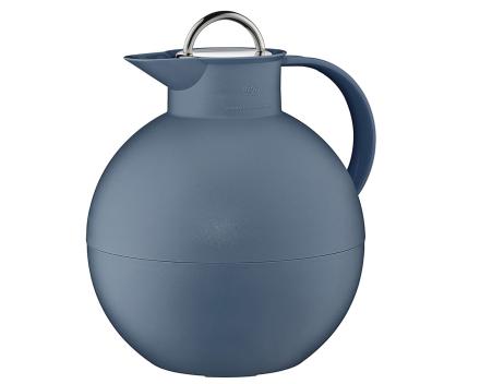 Alfi Kulan Termoskanna Med Stålpropp 0,94 liter Frost Blå