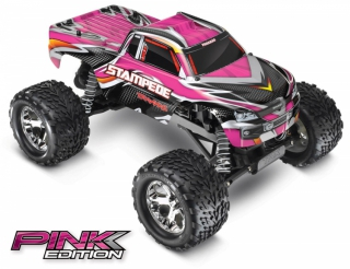 Traxxas Stampede XL-5 Courtney/​Pink.ed.