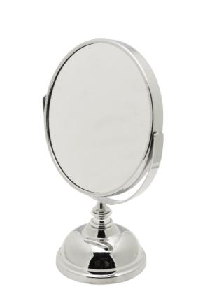 Lene Bjerre Astrid Spegel Silver 23 cm