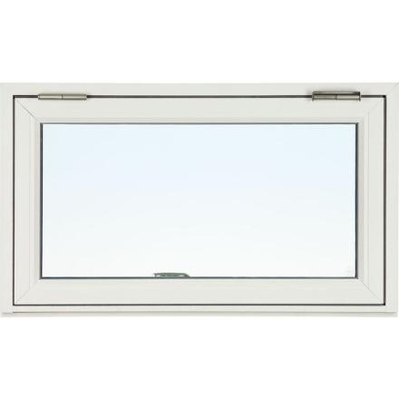 Fönster Aluminium Överkantshängt 1-luft