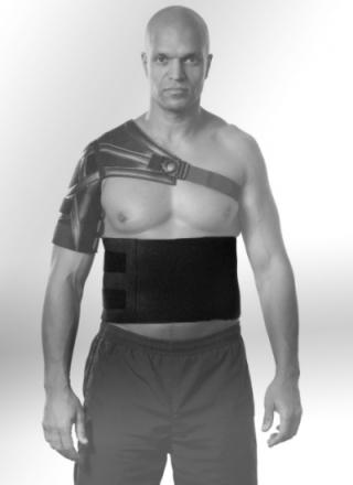 ErixTwo Bröstbälte - Tillbehör