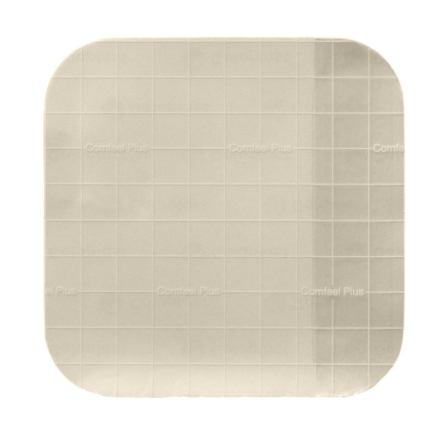 Comfeel Plus Transparent Platta 10 x 10 cm, 10 st