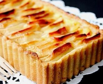 recettes de tarte aux fruits secs moelleux mytaste. Black Bedroom Furniture Sets. Home Design Ideas