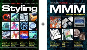 Haynes 2 in 1, Styling & Multimedia, Paket med 2 böcker, Multimedia & Styling