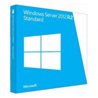 Microsoft- Windows- Server 2012 R2 Standard 2012- Eng- 64-bit- 1-2 CPU