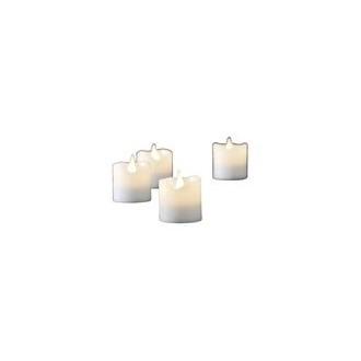 Vaxljus LED varmvit (fp om 4 st)