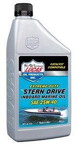 MOTOROLJA - STERNDRIVE /​ INBOARD ENGINE OIL 25W-40 CAT