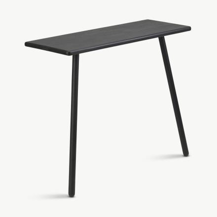 Georg avlastningsbord, svart