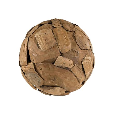 Jakarta Reck Ball skulptur liten