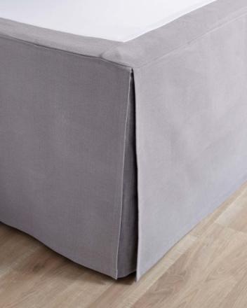 Sängkappa öppet hörn för ihopstående ställbara sängar - 210 cm (2 st 105 cm sängar)Upp till 64 cm (skriv exakt mått nedan)