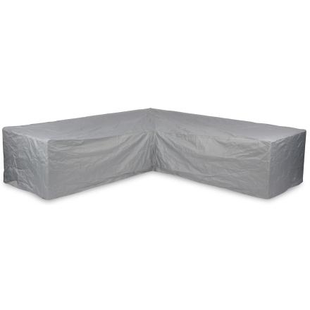 Hörnsoffskydd 220/220 x 65 cm