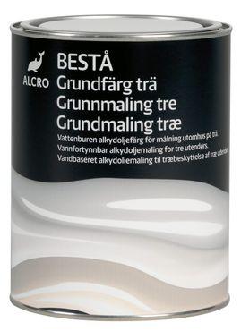 GRUNDFÄRG BESTÅ 1L VIT