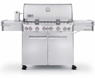 GASOLGRILL WEBER SUMMIT S-670 ROSTFRI